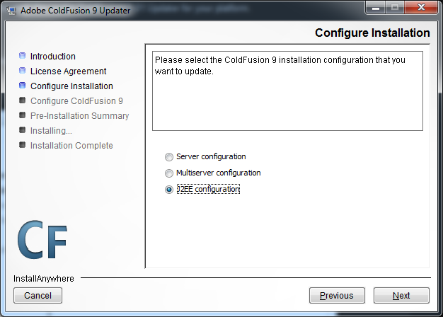coldfusion in the cloud