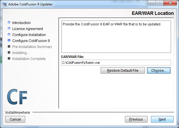 The Easiest Way to Deploy ColdFusion to the Cloud