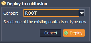 host adobe coldfusion