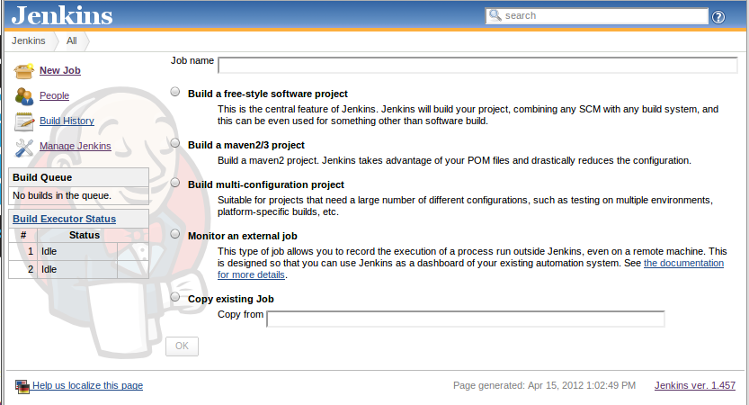 Setting Up Jenkins to Deploy CFML Applications as WAR Files