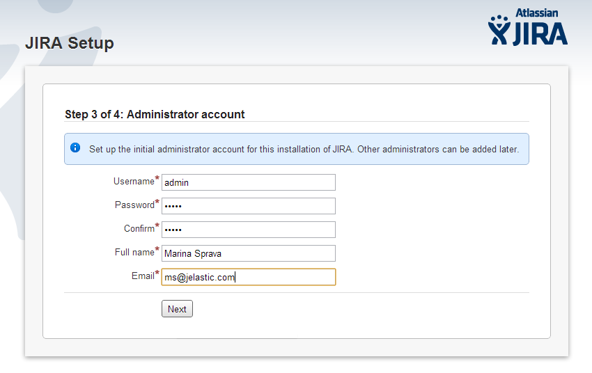 jira options