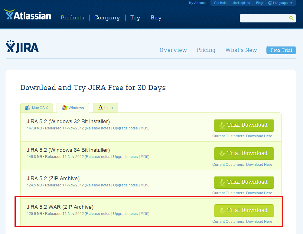 jira in the cloud