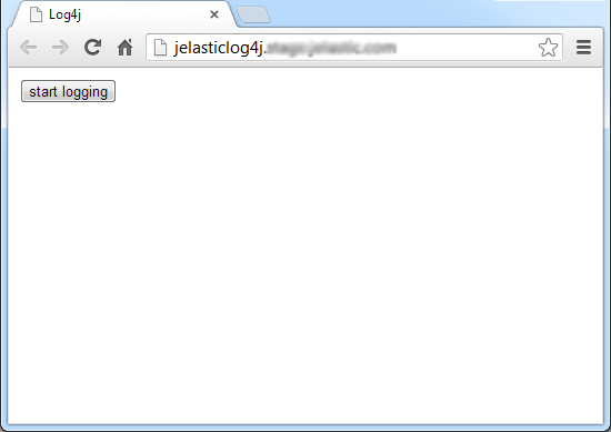log4j-start-page-screenshot