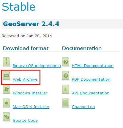 download geoserver