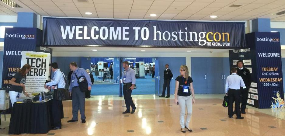 HostingCon 2014 Welcome
