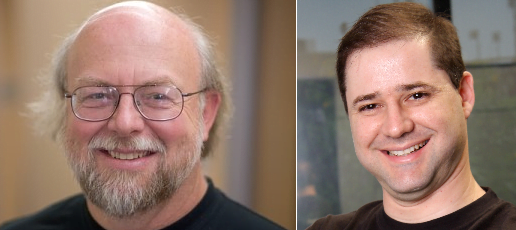 James Gosling and Bruno Souza