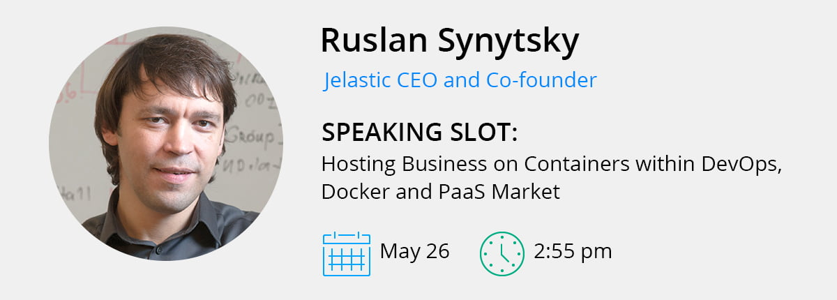 Ruslan Synytsky at WHD
