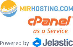 MIRhosting powered by Jelastic