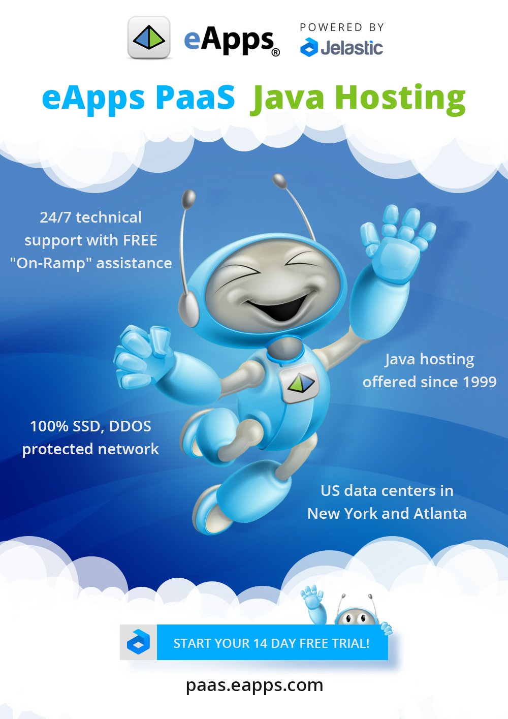 eApps cloud hosting