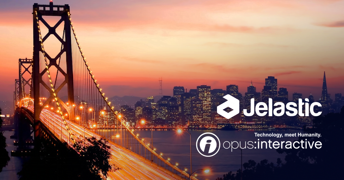Jelastic with Opus Interactive hosting