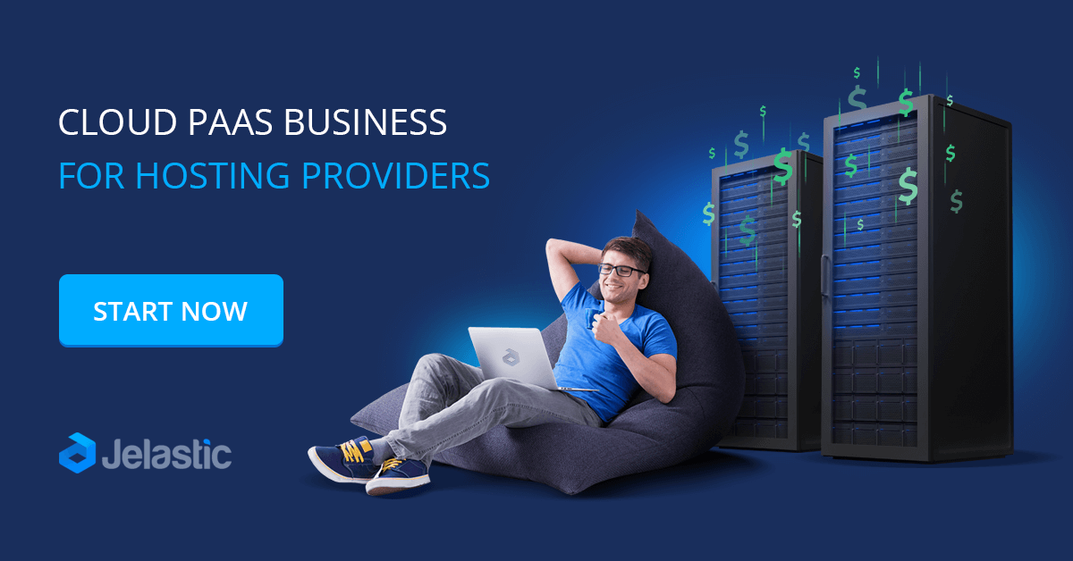 cloud platform as a service business for hosting provider