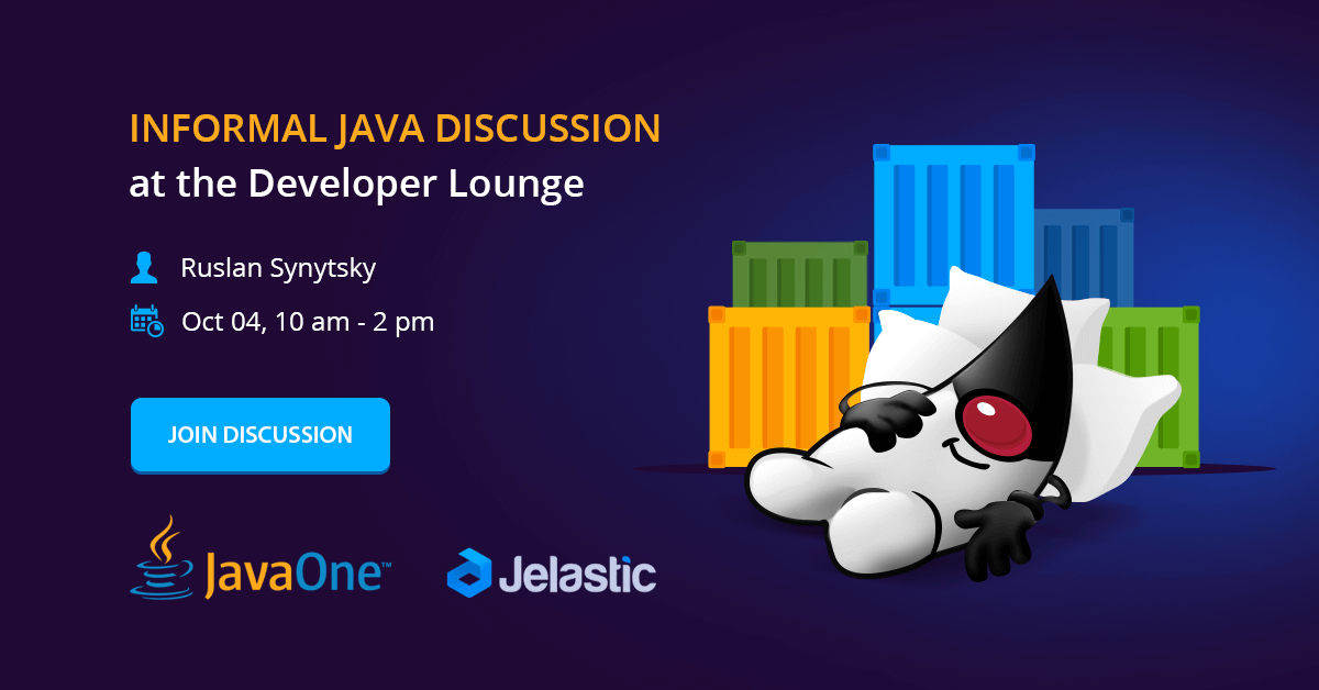 JavaOne Talks future of Java in Containers