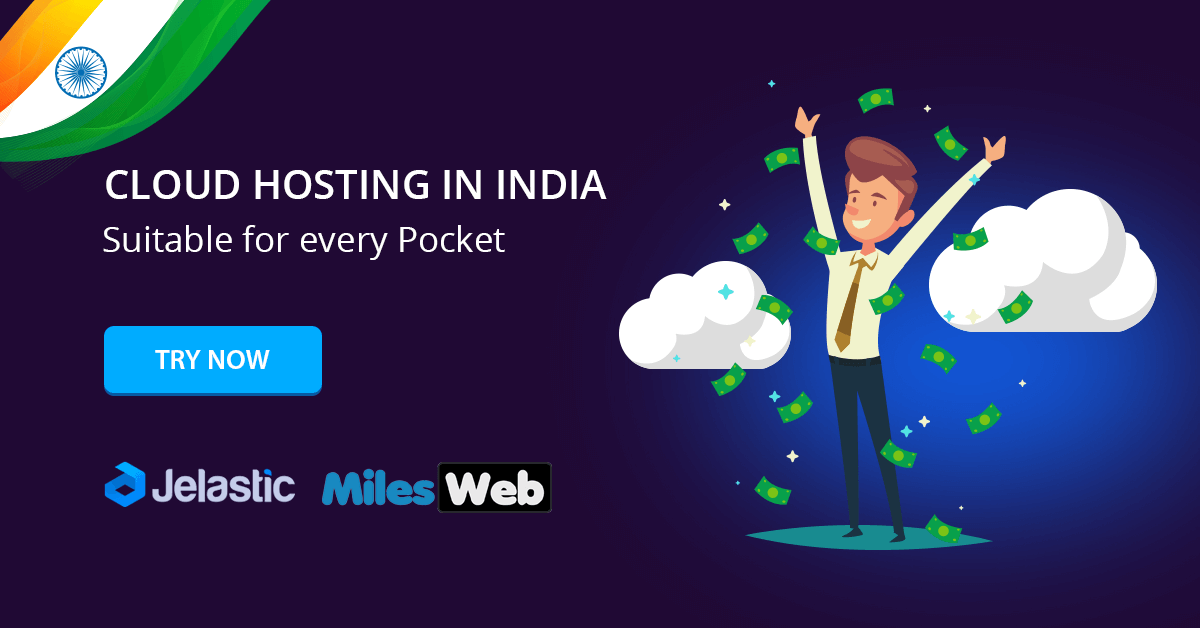 cloud hosting platform in India