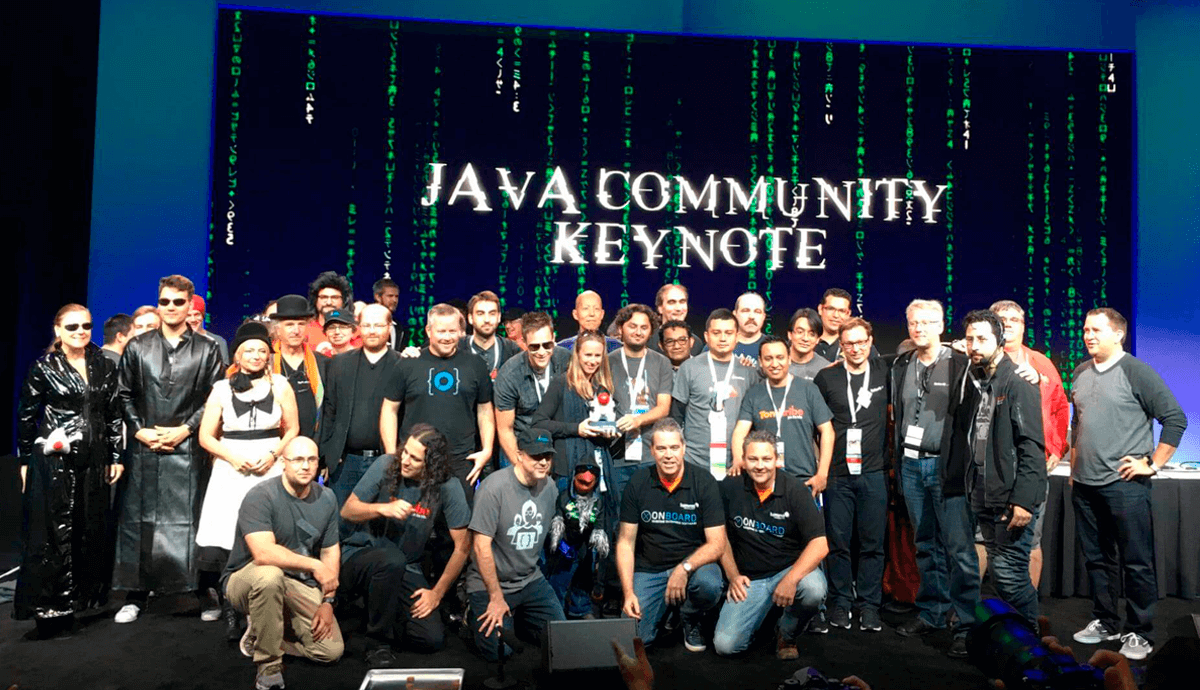 javaone 2017 java community keynote