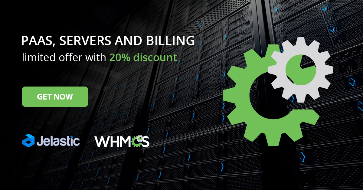 paas servers whmcs billing for service providers