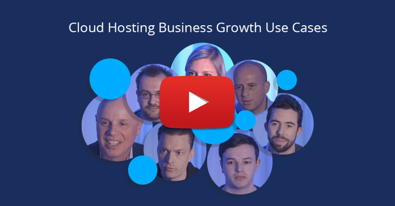 cloud hosting business growth use cases