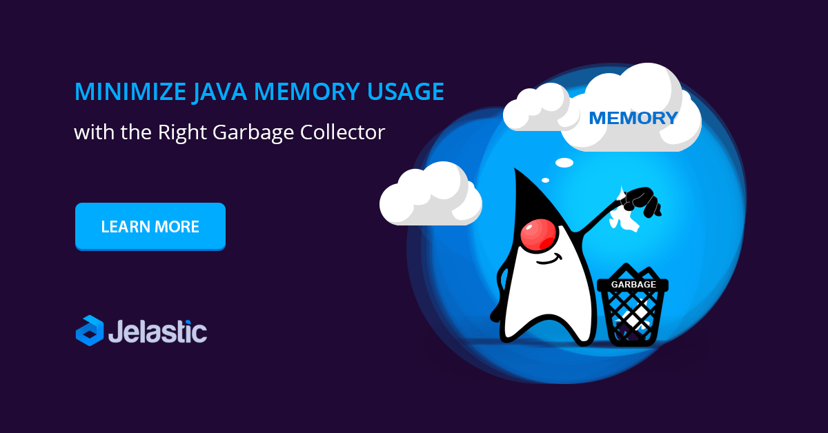 Garbage Collector Tuning as 1st Step to Java Memory Usage