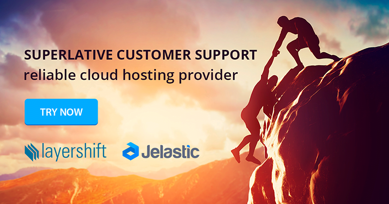 hosting provider with 24/7 customer support BlueBox use case