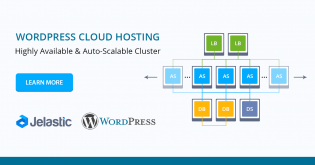 WordPress Cloud Hosting: Highly Available and Auto-Scalable Cluster in Containers