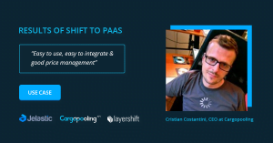 Less Maintenance and Cost, More Automation and Scaling: Cargopooling Shift to PaaS