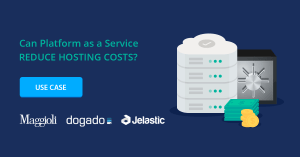 PaaS Scalability for Hosting Costs Reduction: Maggioli Use Case