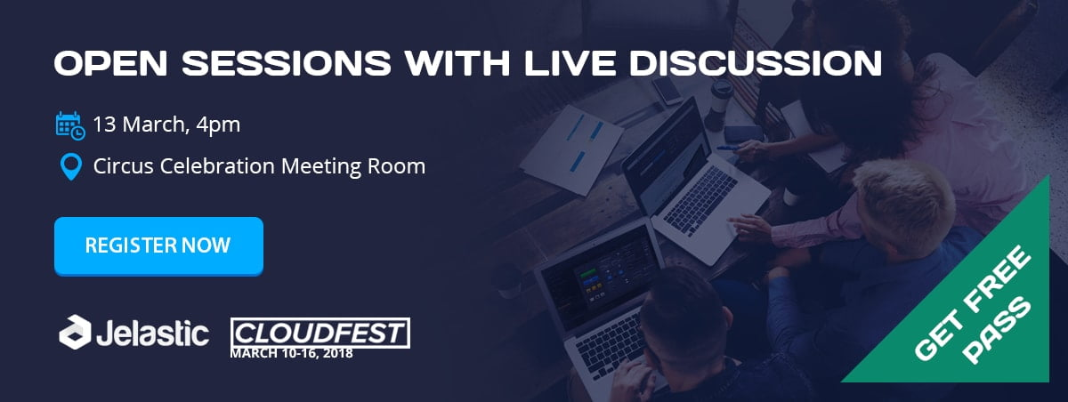 cloudfest 2018 open sessions