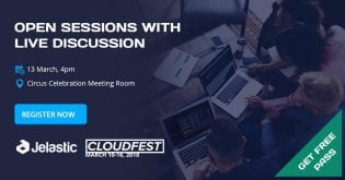 Open Sessions and Dedicated Partners Gathering from Jelastic PaaS at CloudFest 2018. Get Your Invitation