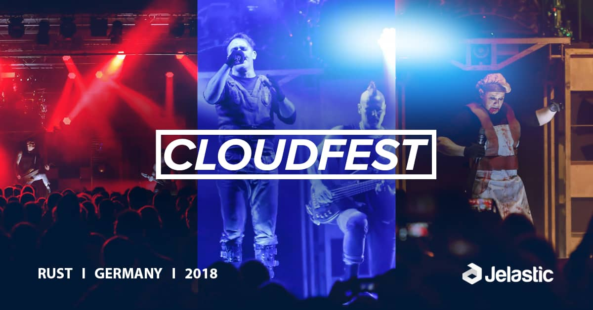 cloudfest 2018 rust germany, jelastic open sessions, partners meeting