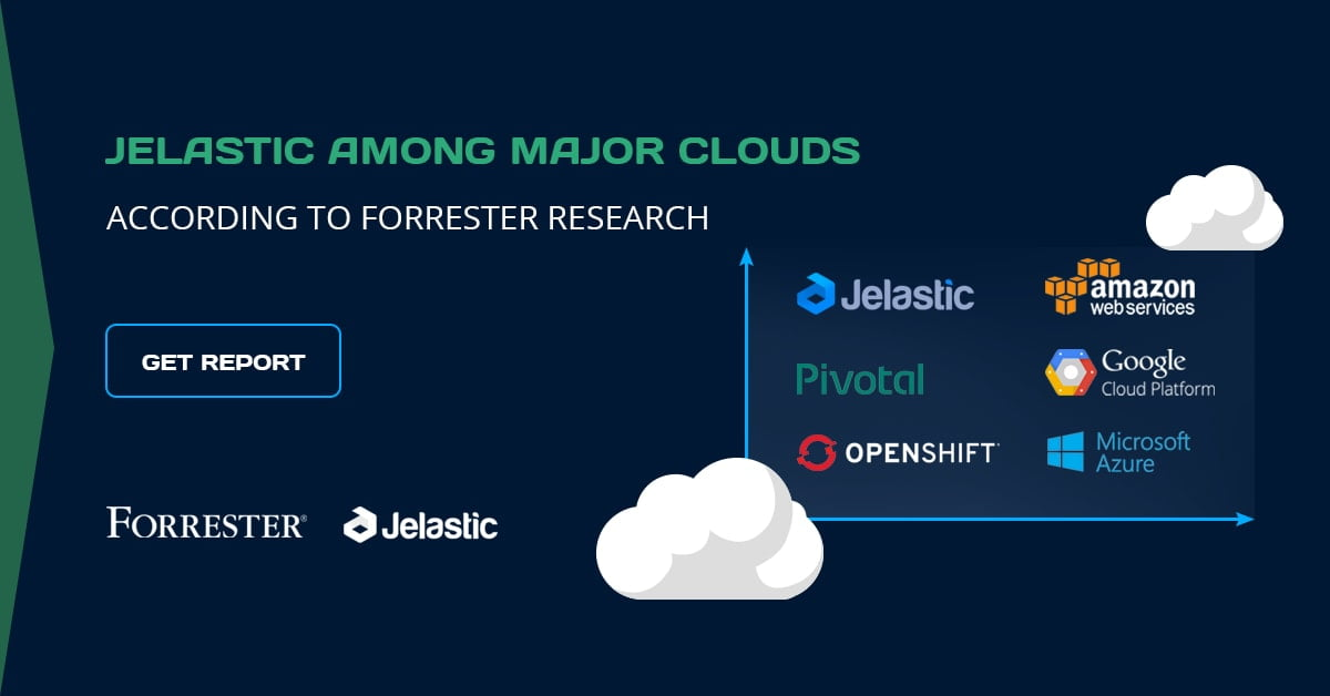 forrester research on public cloud providers