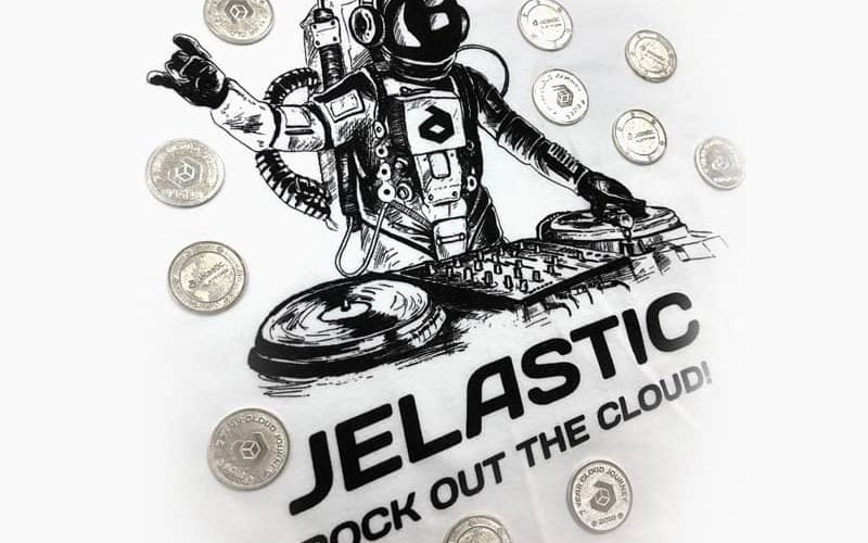 jelastic rock out the cloud