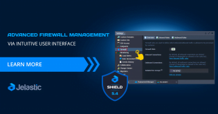Container Firewall Rules Management for Convenient Control of Inbound and Outbound Traffic