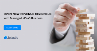 Managed aPaaS for New Revenue Channels in Hosting Business