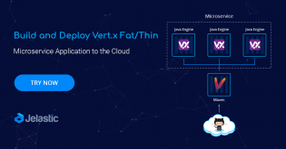 How to Build and Deploy Vert.x Fat or Thin Microservice Application to the Cloud