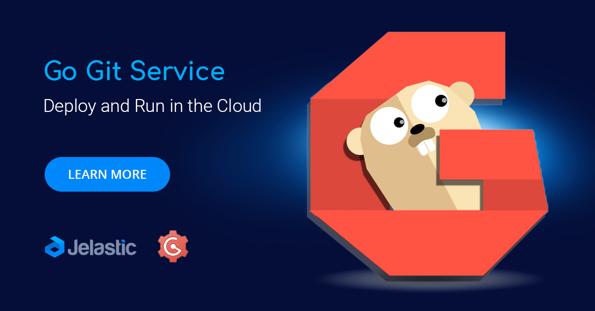Deploy and Run Go Git Service in the Cloud
