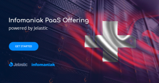 Jelastic PaaS Is Now Offered by Infomaniak Swiss Hosting Service Provider