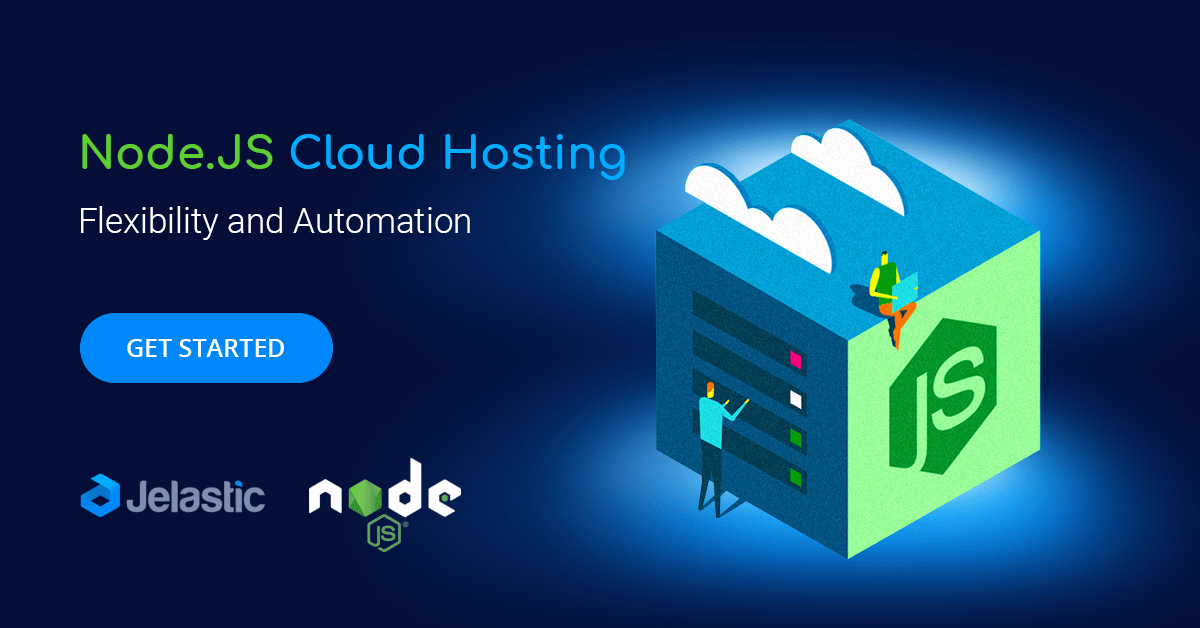 Node js Hosting from Jelastic PaaS