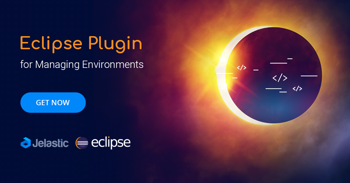 Eclipse Plugin for Managing Jelastic PaaS Environments from IDE