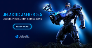 Jelastic Jaeger 5.5 Released to Double PaaS Protection and Scaling