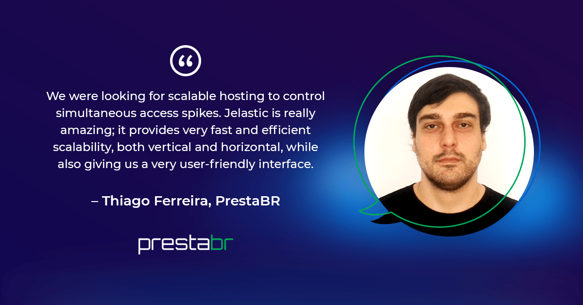 Thiago Ferreira PrestaBR e-commerce development
