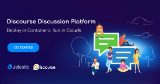 How to Deploy Discourse Discussion Platform inside Containers with Jelastic PaaS