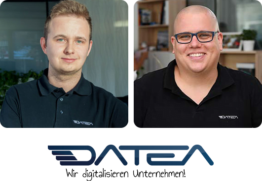 datea digitalization use case