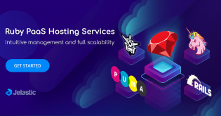 Ruby PaaS Hosting Services from Jelastic Multi-Cloud