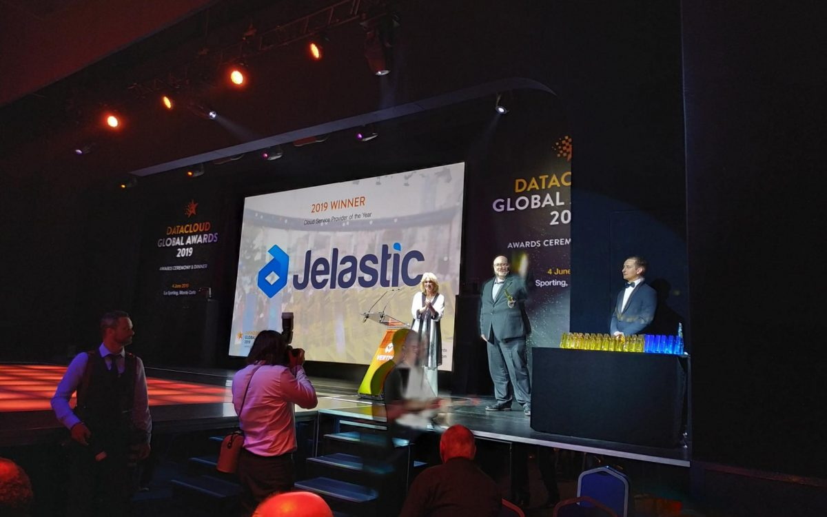 datacloud awards jelastic cloud winner