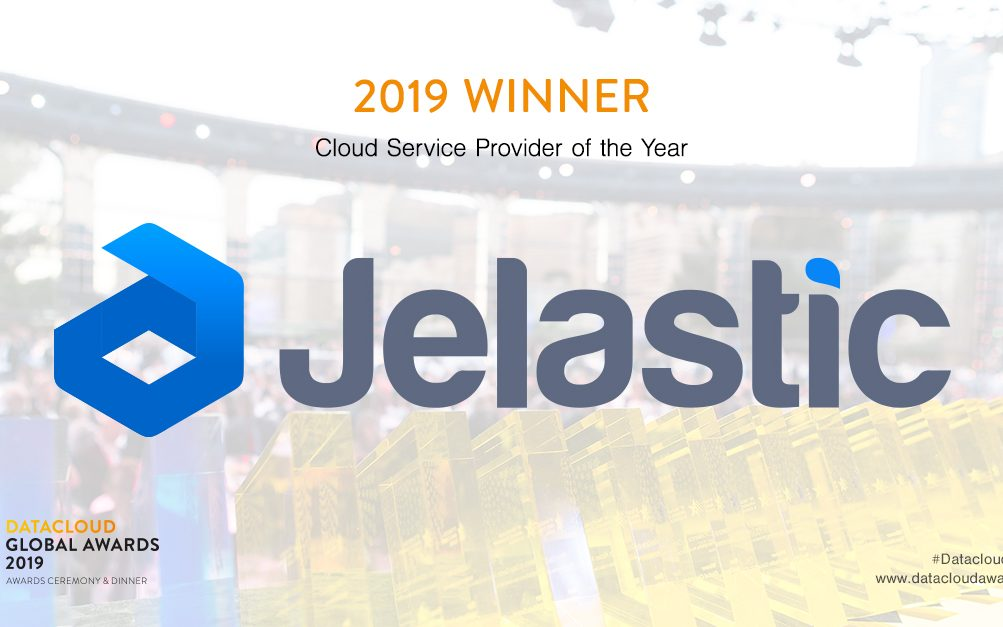 jelastic datacloud award winner
