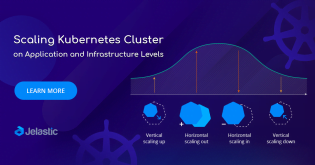 Scaling Kubernetes on Application and Infrastructure Levels