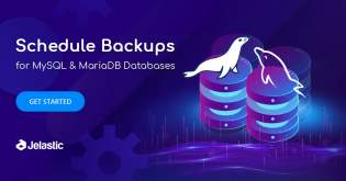 Schedule Backups for MySQL and MariaDB Databases