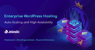 Jelastic Released Enterprise WordPress Hosting Package with Auto-Scaling and High Availability