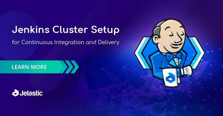 Jenkins Cluster Hosting for Continuous Integration and Delivery (CI/CD)