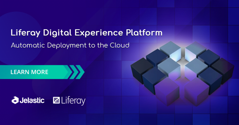 Liferay Digital Experience Platform Automatic Deployment to the Cloud