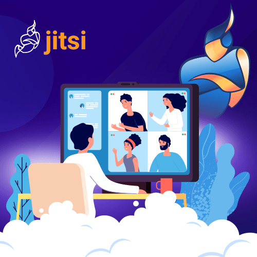 Jitsi Video & Audio Conferencing